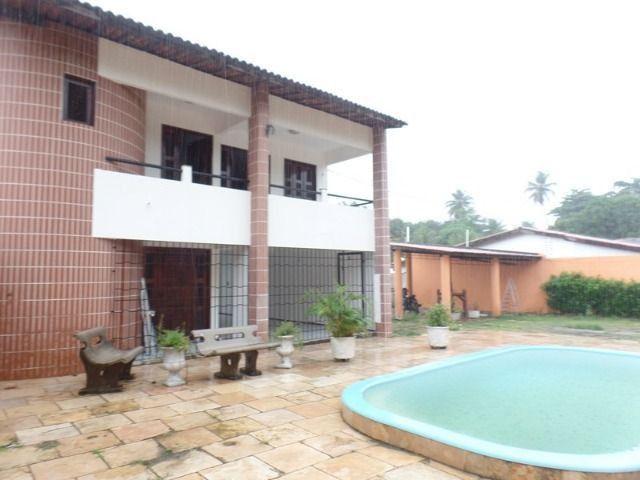 Casa duplex para locação no bairro cidades dos funcionarios, com piscina 4 suites