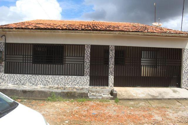 Linda Casa 3/4 sendo 1 Suíte, Jd. Amazônia II - Rua 2 de Junho - Ananindeua