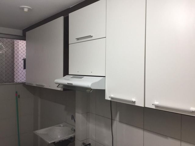 Apartamento Mobiliado 2/4 Cond. Carlos Wilson - Foto 2
