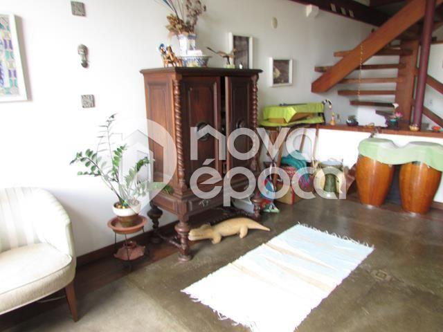 Casa à venda com 3 dormitórios em Santa teresa, Rio de janeiro cod:IP3CS42219 - Foto 3