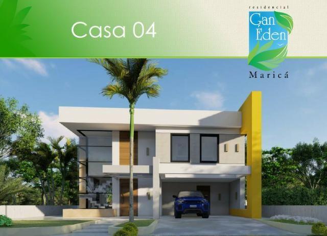 Casa 3 suítes dentro de condomínio em Maricá - Lançamento !