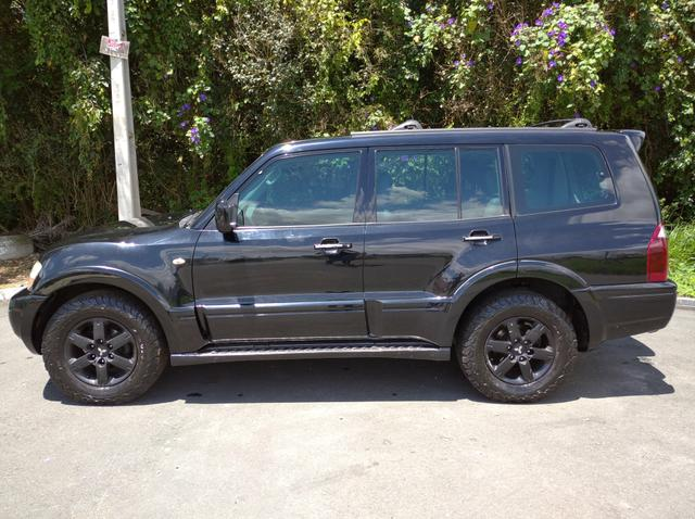 Pajero Full gls 3.2 turbo diesel 4x4 7 lugares , aceito trocas