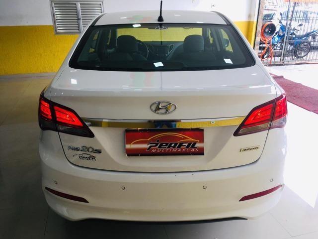 Hyundai HB20s 1.6 automatico 2016 Impecável - Foto 6