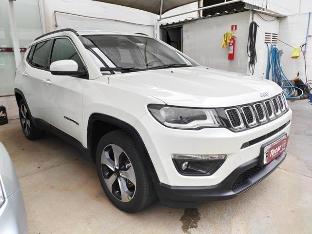 JEEP  COMPASS 2.0 16V FLEX LONGITUDE 2017 - Foto 2
