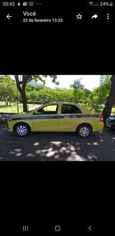 Táxi com autonomia antiga - Foto 3