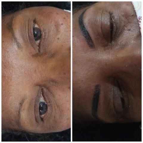 Micropigmentação de sobrancelhas - Foto 2