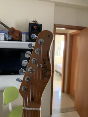 Guitarra Tagima woodstock series TW55 Telecaster - Foto 5