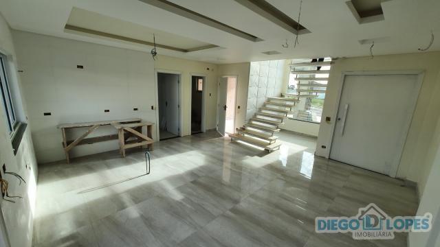 Casa à venda com 3 dormitórios em Campo de santana, Curitiba cod:547 - Foto 4