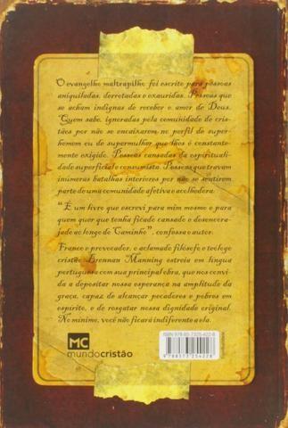 Livro o evangelho mal trapilho - Foto 2