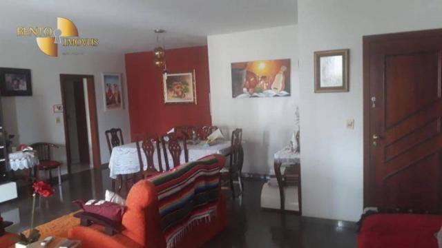 Apartamento com 3 dormitórios à venda, 234 m² por R$ 480.000,00 - Miguel Sutil - Cuiabá/MT