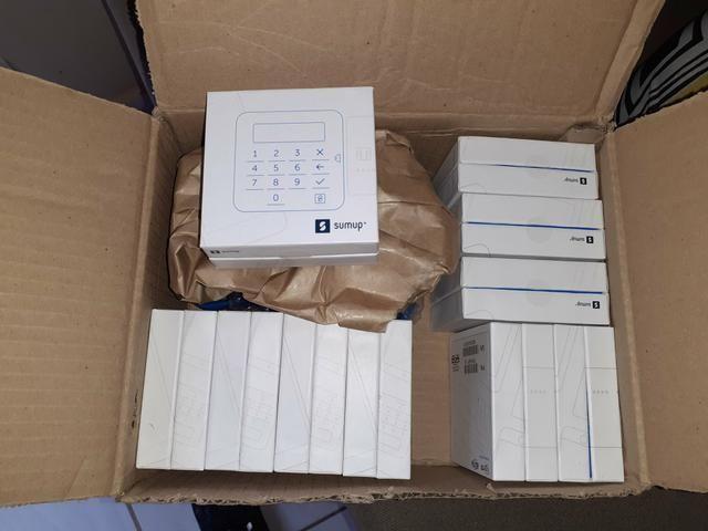 Maquineta de cartão sumup top a pronta entrega somente para a cidade de Garanhuns. - Foto 2