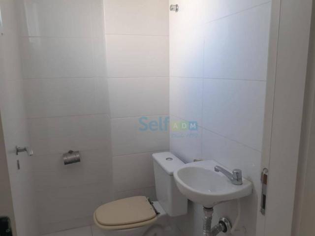 Sala para alugar, 30 m² por - Centro - Niterói/RJ - Foto 4