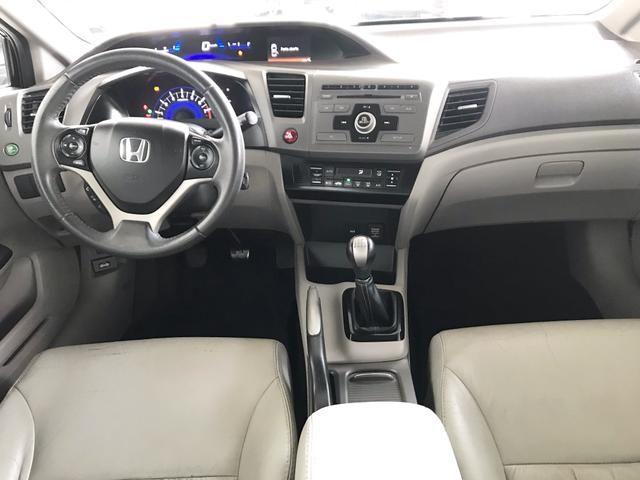 Honda Civic LXS 1.8 flex - Foto 7