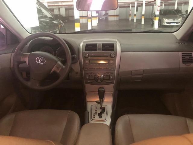 Vendo Corolla GLI 2010 - 1.8 Excelente Apenas venda