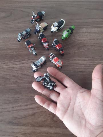 Motos Miniaturas Raras
