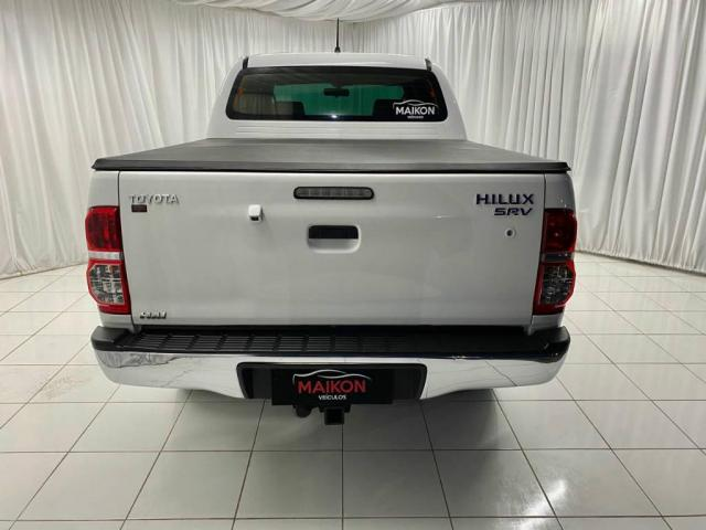 Toyota Hilux 3.0 SRV 4X4 CD - Foto 4