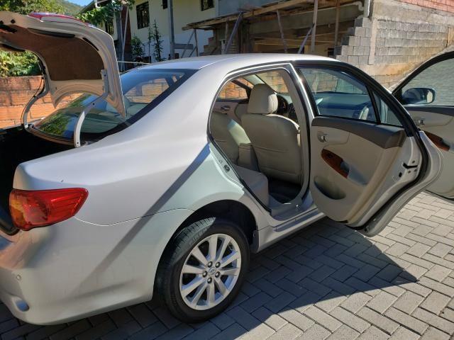 Toyota Corolla 1.8 Se-g 16v Flex 4p Automático - Foto 6