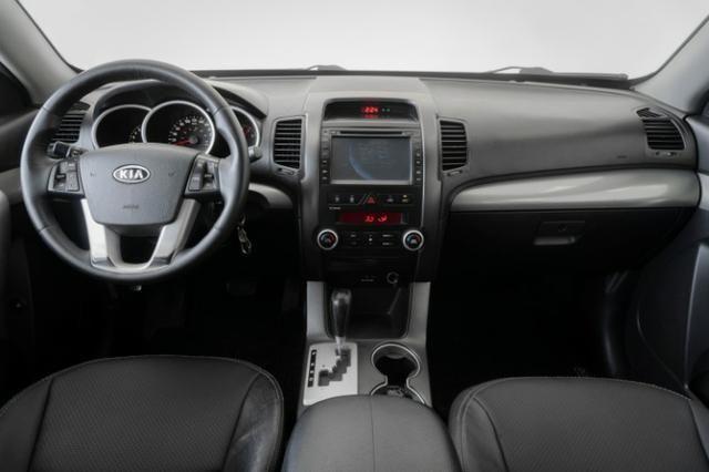 Kia Sorento EX2 Prata 2.4 Automático 2012 Completo - Foto 7