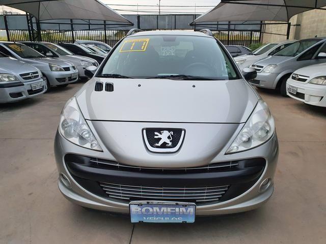 Peugeot 207 sw xs automática 2011 - Foto 3