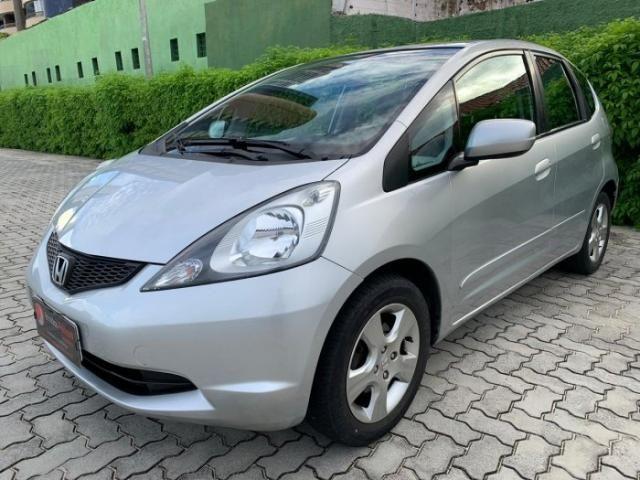Honda fit 2012 1.4 lx 16v flex 4p automÁtico