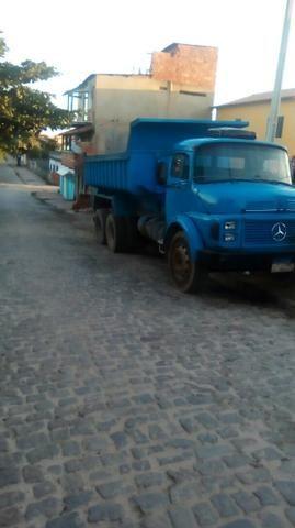 Caminhão Ano 80 - Reduzido 1513 - Foto 4