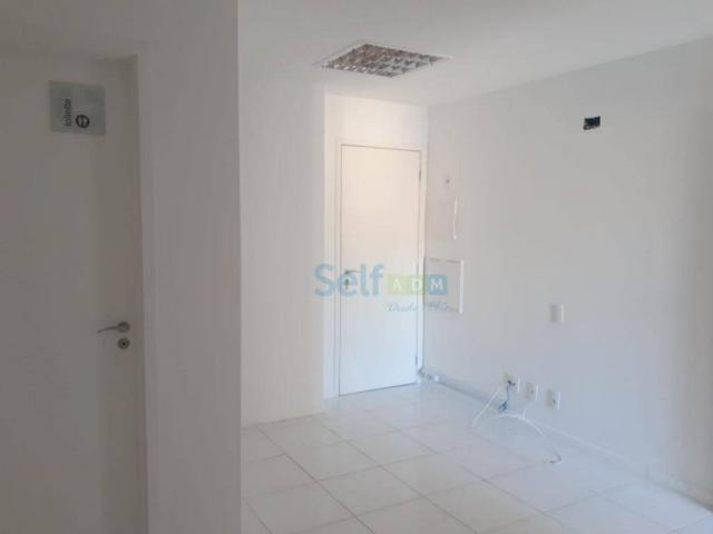 Sala para alugar, 30 m² por - Centro - Niterói/RJ - Foto 8