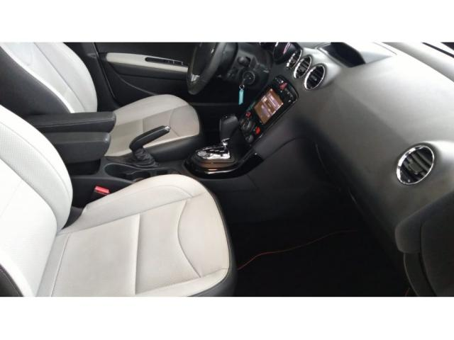 408 2017/2018 1.6 ROLAND GARROS THP 16V FLEX 4P AUTOMÁTICO - Foto 10