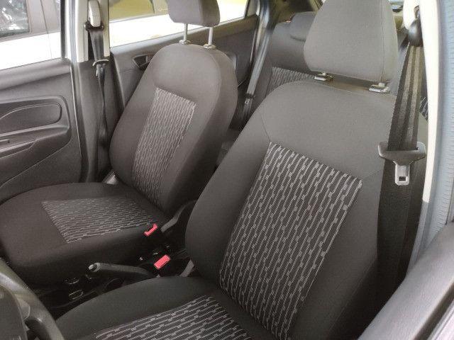 Ka Hatch 1.0 SE Prata 2020 - Foto 7