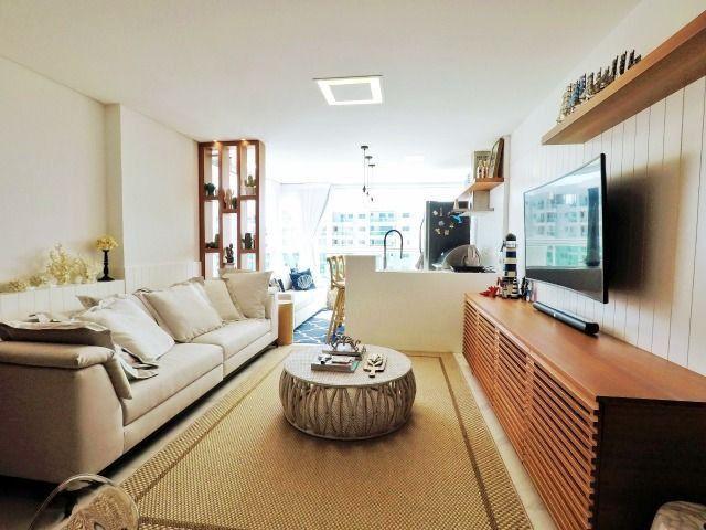 Apartamento Decorado de alto padrão com 3 Qts 1 suíte, 2 vgs com Lazer Completo - Foto 14