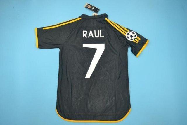 Retrôs Camisas Real Madrid Diversos anos times e jogadores históricos ! - Foto 4