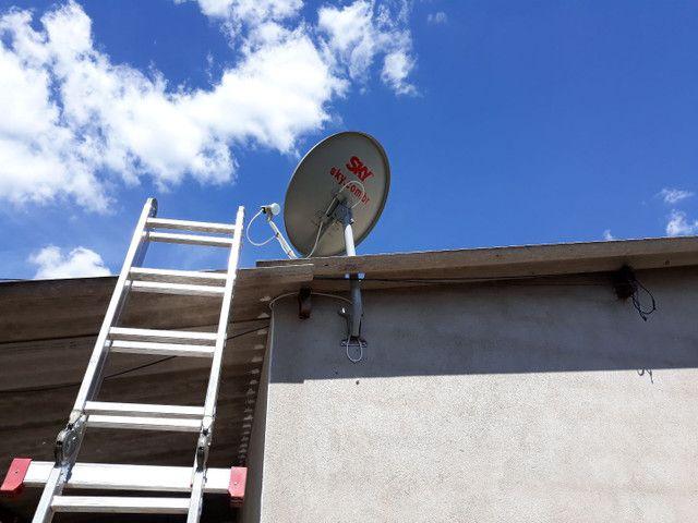 Instalador Sky Particular Antenista - Foto 3