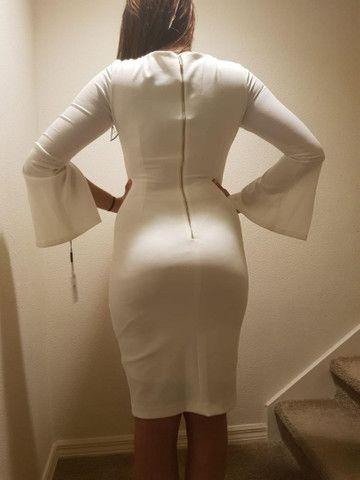 Vestido Calvin Klein Nunca Usado - Foto 3