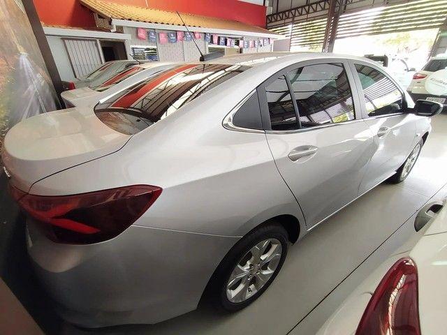 Chevrolet GM Onix Sedan Plus Premier 1.0 Turbo Prata - Foto 6