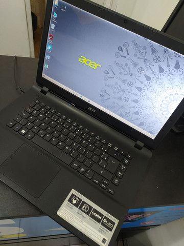 Notebook Acer com SSD