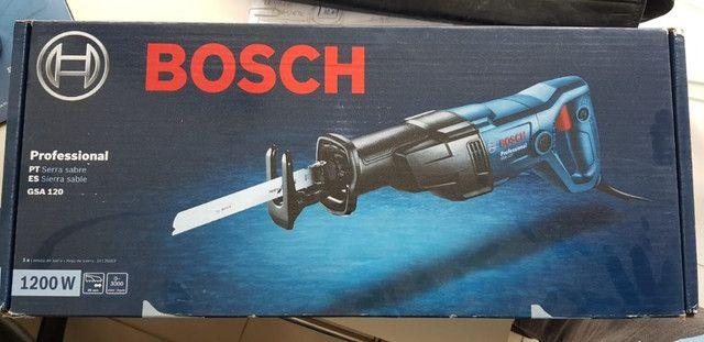 Serra Sabre Bosh [NOVO] - GSA 120 / 1200W