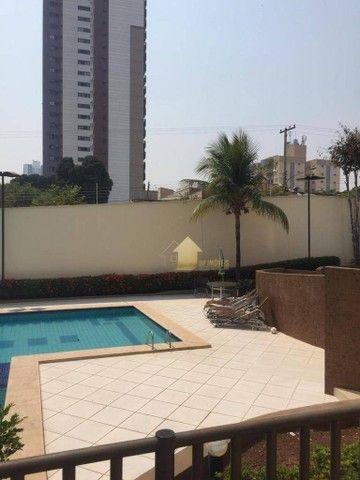 Apartamento com 3 dormitórios para alugar, 109 m² por R$ 2.000,00/mês - Quilombo - Cuiabá/ - Foto 19