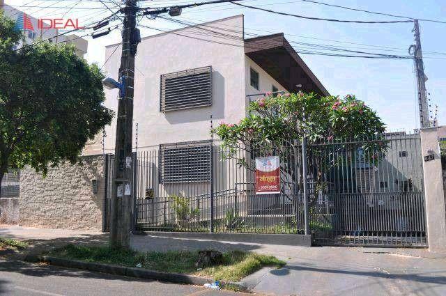 Apartamento com 1 dormitório para alugar, 22 m² por R$ 580,00/mês - Zona 07 - Maringá/PR