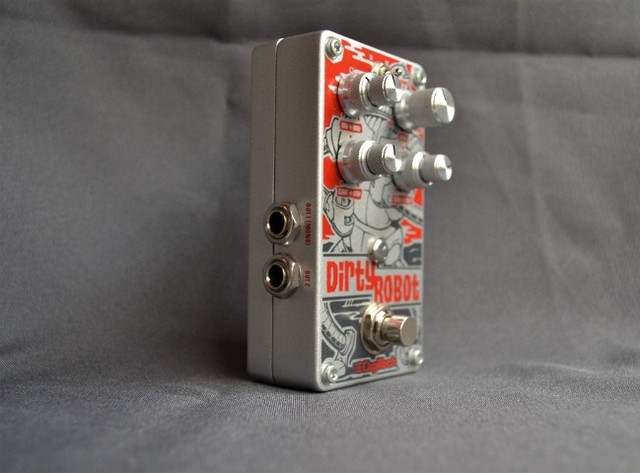 Digitech pedal Dirty Robot Synth - Foto 3