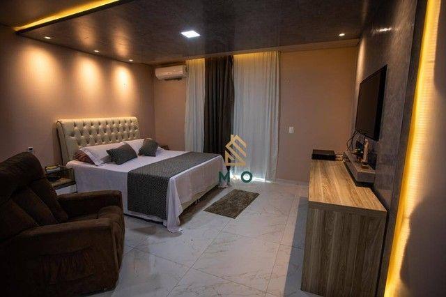 Casa com 4 dormitórios à venda, 519 m² por R$ 2.270.000,00 - Porto das Dunas - Aquiraz/CE - Foto 10