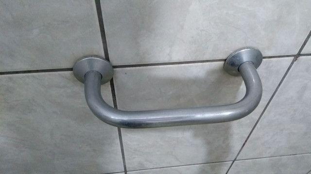 Barras de apoio para banheiro - Foto 2