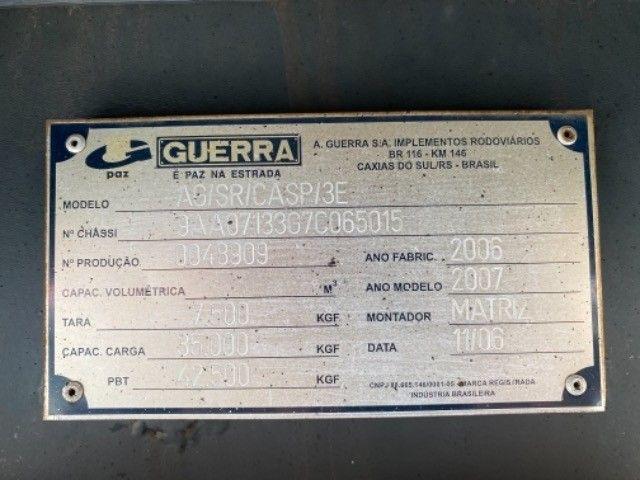 Carreta guerra grade baixa 2007 - Foto 10