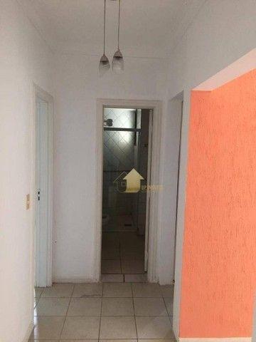 Apartamento com 3 dormitórios para alugar, 109 m² por R$ 2.000,00/mês - Quilombo - Cuiabá/ - Foto 6
