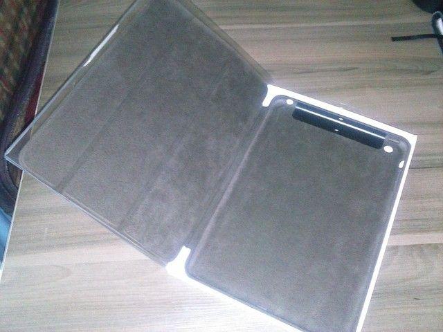 Smart Case para iPad mini 2 e 3 (Marrom) Original! Aceito Troca!!! - Foto 5