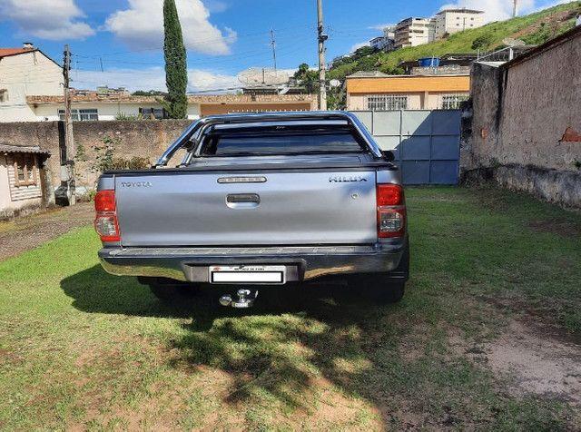 Hilux Toyota cabine dupla, 4 portas - Foto 4