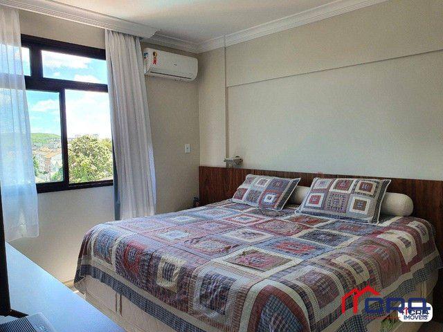 Apartamento com 3 dormitórios à venda, 146 m² por R$ 660.000,00 - Jardim Amália - Volta Re - Foto 11