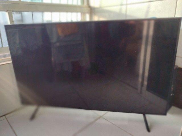 TV Samsung 500 Quebrada