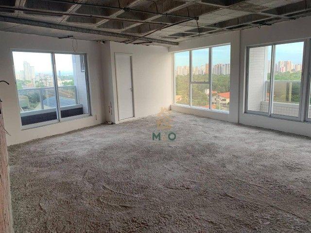 Sala para alugar, 64 m² por R$ 3.520,00/mês - Dionisio Torres - Fortaleza/CE - Foto 7