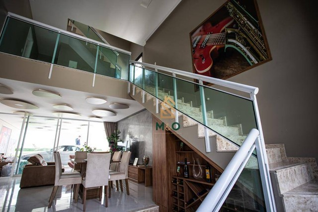 Casa com 4 dormitórios à venda, 519 m² por R$ 2.270.000,00 - Porto das Dunas - Aquiraz/CE - Foto 7