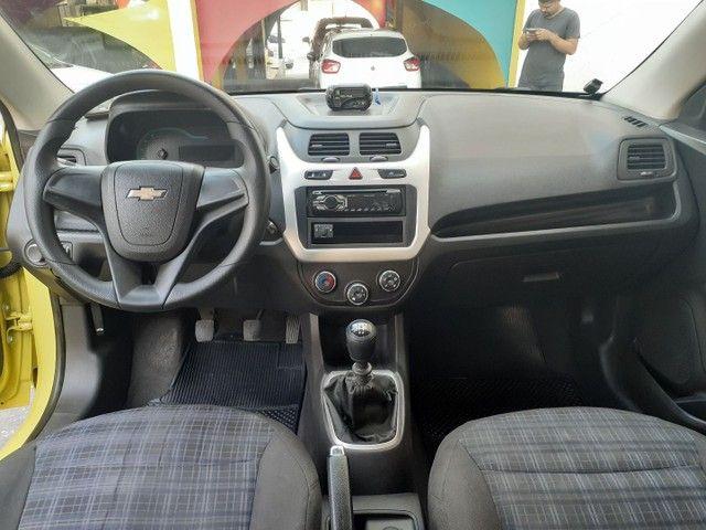 taxi cobalt + autonomia lt 1.4 unico dono. impecável - Foto 8