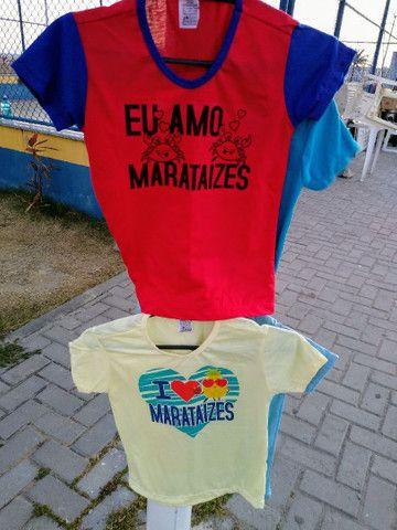 Camisetas de Marataizes - Foto 2